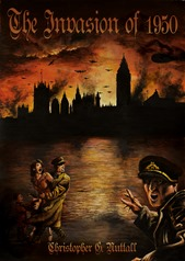Invasion of 1950 final cover